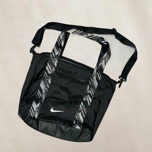 Nike Black Gym Tote